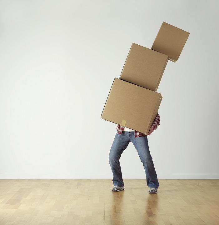 coût déménagement
