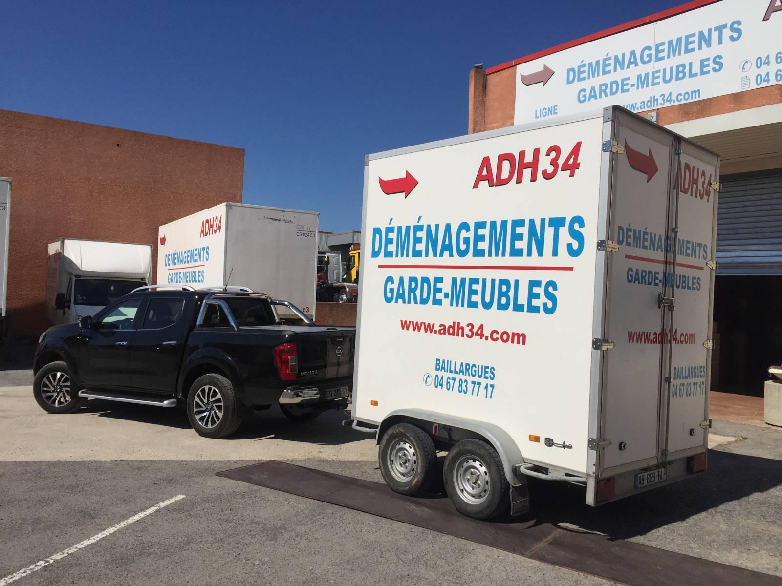 Déménageur : quelles sont les différentes formules qu'un déménageur vous propose de choisir ?
